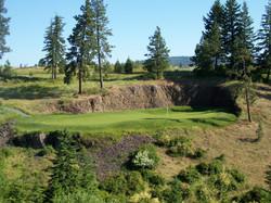 Golf Club at Black Rock Hole #14