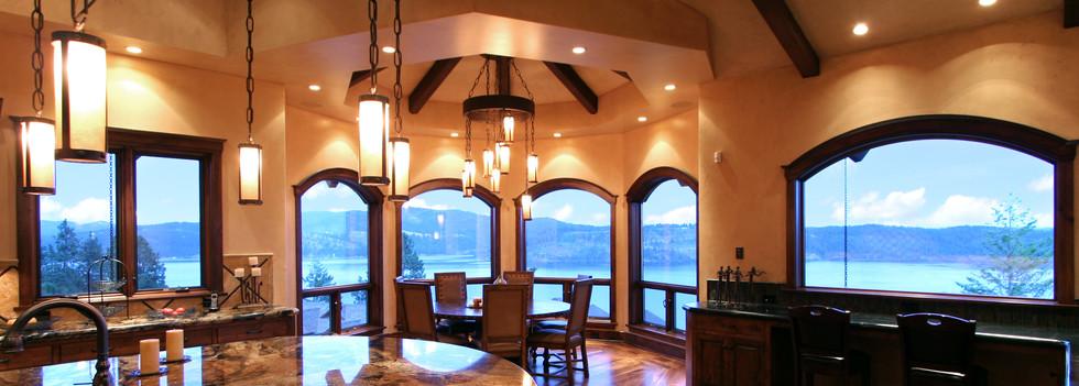 Black Rock Luxury Living in North Idaho