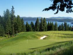 Black Rock Golf Idaho, Hole #12