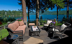 Hayden Lake Waterfront Home