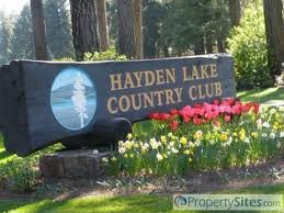 Close to Hayden Lake Country Club
