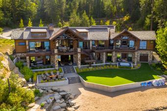 Coeur d'Alene Lake Estate