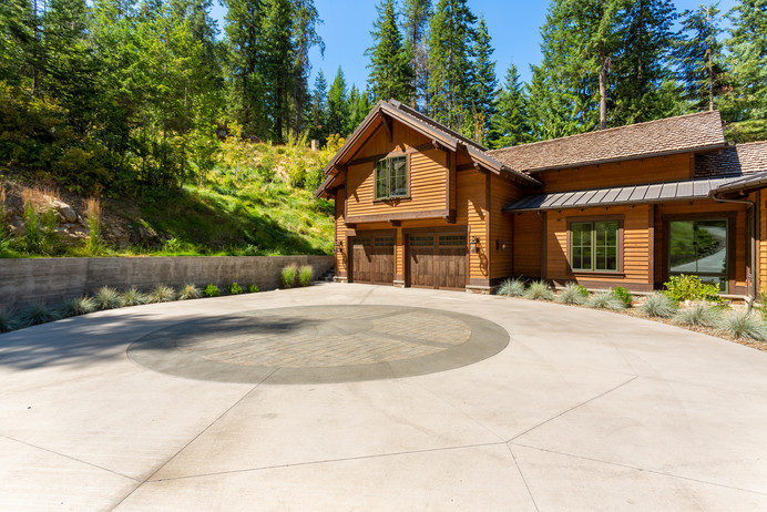 Heated Driveway for Year-Round Living