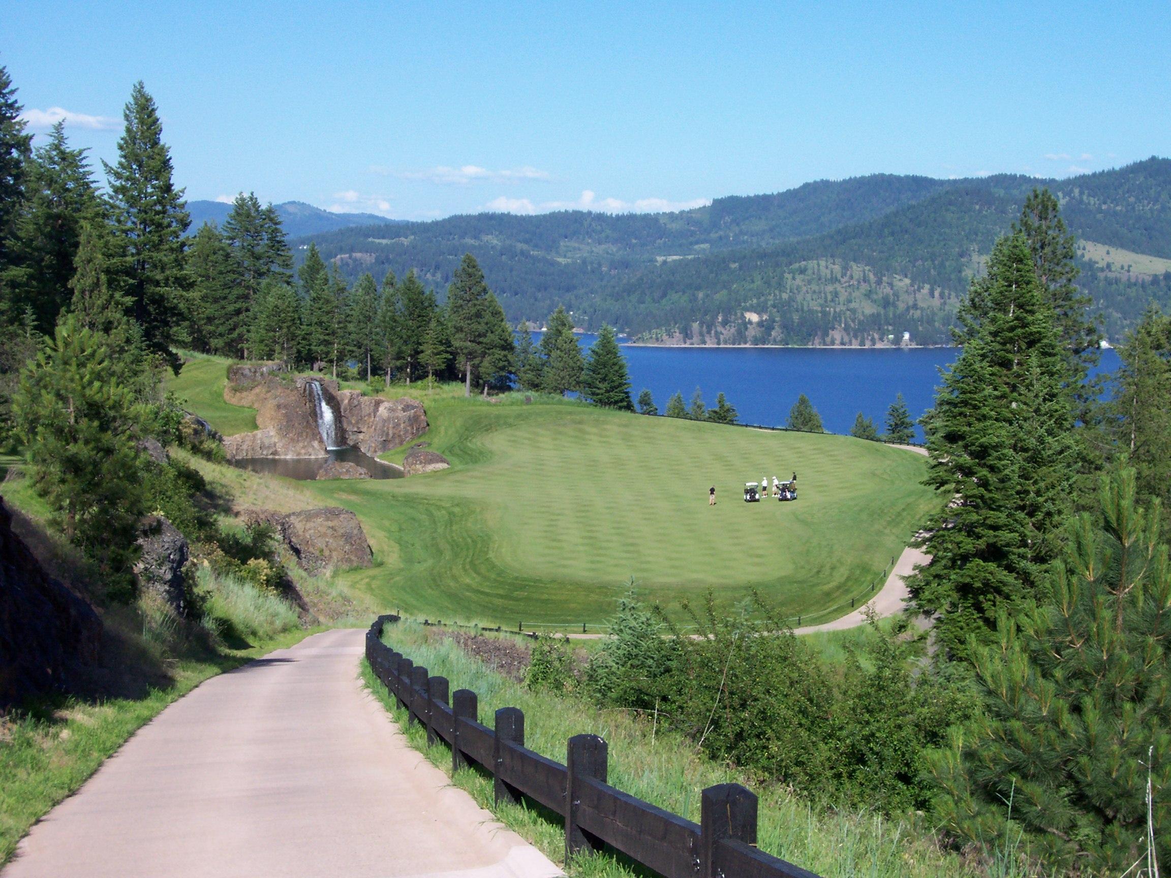 Black Rock Golf, Hole #11