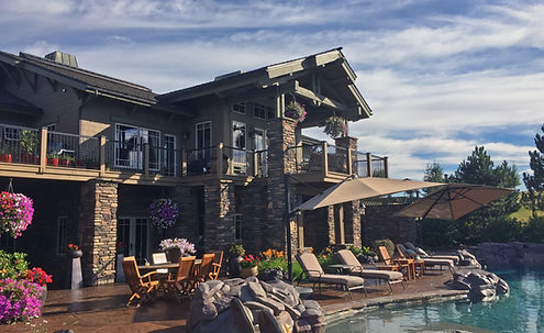 The Golf Club at Black Rock Luxuy Real Estate with a pool