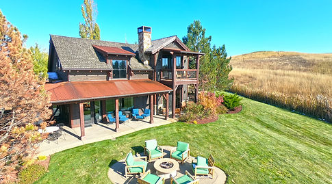 Black Rock Luxury Home with Golf Course Views
