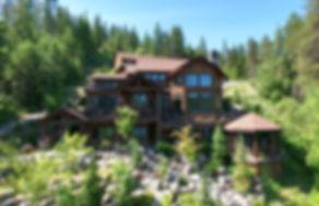 CDA Lake Luxury Waterfront Real Estate