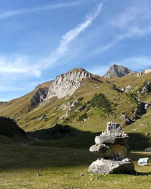 Vallée des Avals, Courchevel, Vanoise