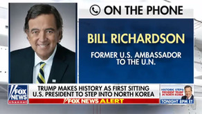 Ambassador Richardson: Let there be substance not just show between Trump and Kim