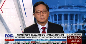 Ambassador Chin: Hong Kong tensions could shift business to Singapore