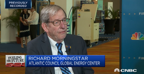 Richard Morningstar: Asia's Oil Supply Very Stable