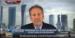 Ambassador Garza: Review asylum procedures