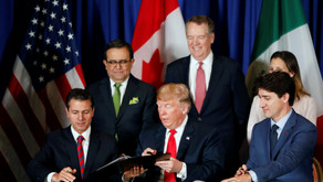 Supporting Prosperity and Competitiveness by Approving the New USMCA