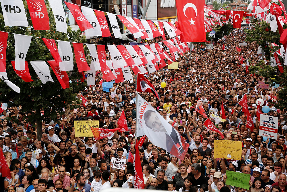 Istanbul elections