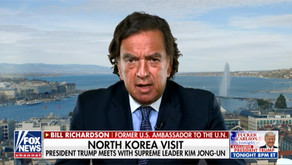 Ambassador Richardson: Less tension in Korean Peninsula but we need more progress