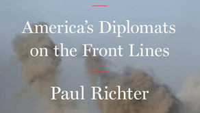 Paul Richter: America's Diplomats on the Front Lines
