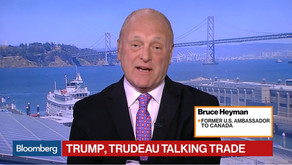 Ambassador Heyman: NAFTA is in place, USMCA is an upgrade