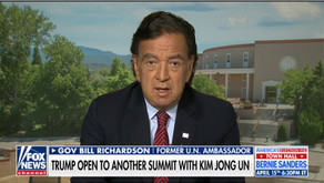 Ambassador Richardson: Smaller deals for U.S. and North Korea could be good