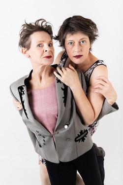Catherine Magill & Debra Batton