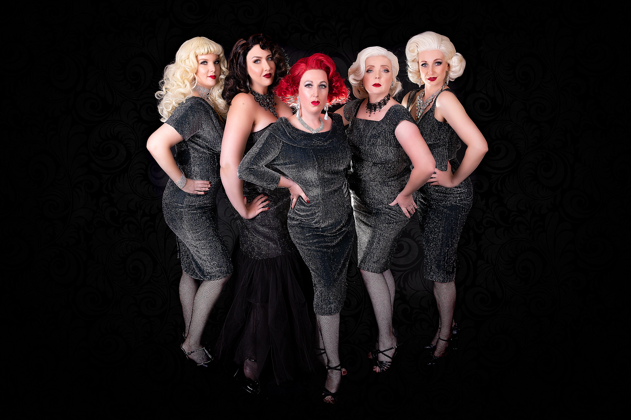 The Shimmy Showgirl Collective