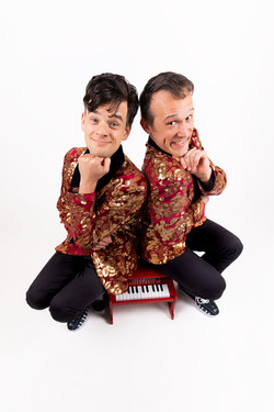 The Two Piano Men