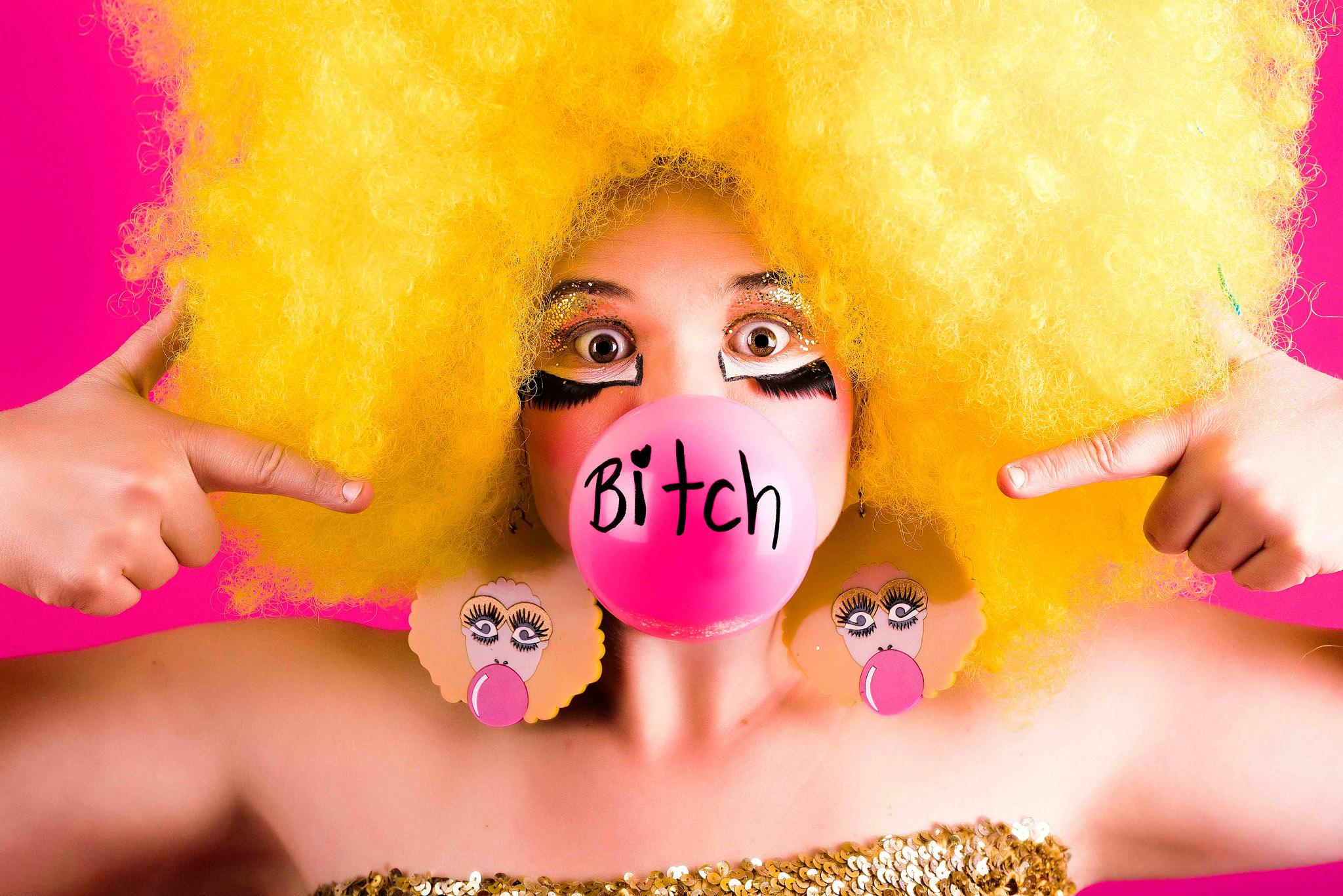 Bubble Gum Bitch