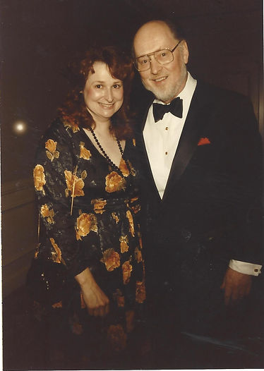 Jeannie Pool with John Williams.jpg