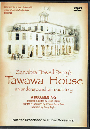 Zenobia Powell Perry's Tawawa House documentary