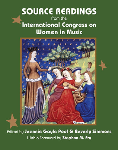 Source Readings from the International Congress on Women in Music