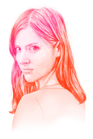 Portrait Molly Burch