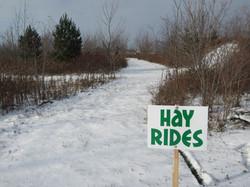 Enjoy our nature trails