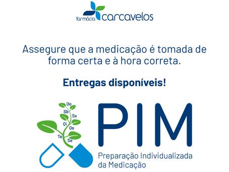 Serviço de Preparação Individualizada da Medicação
