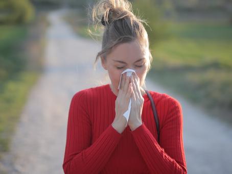 Tratamento e prevenção das alergias sazonais