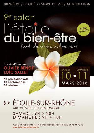 Salon de Bien Etre à Etoile sur Rhône