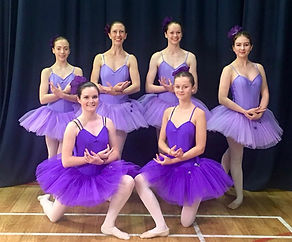 Ballet show Etchingham