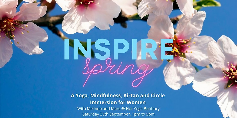 INSPIRE Spring Women's Immersion
