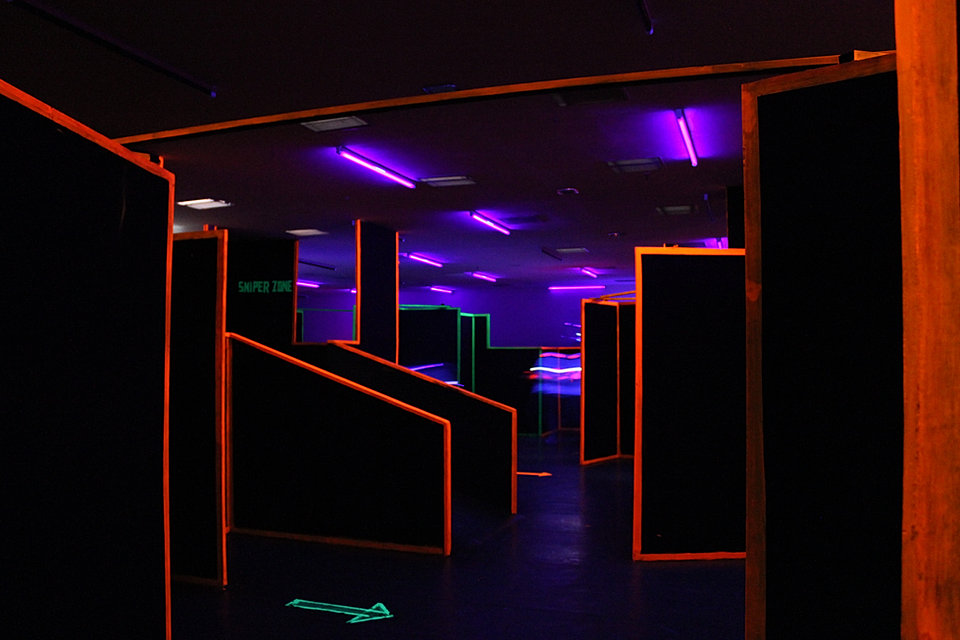 Lazer Ops Laser Tag The Best Laser Game In India