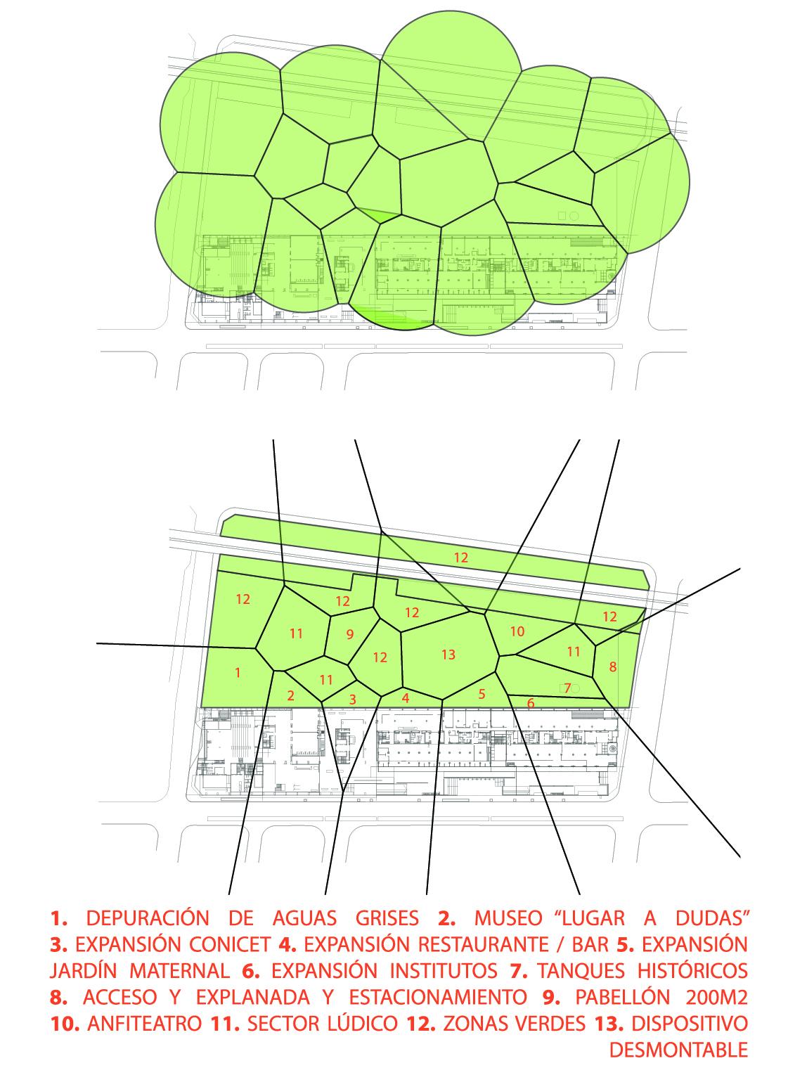 diagrama voronoi