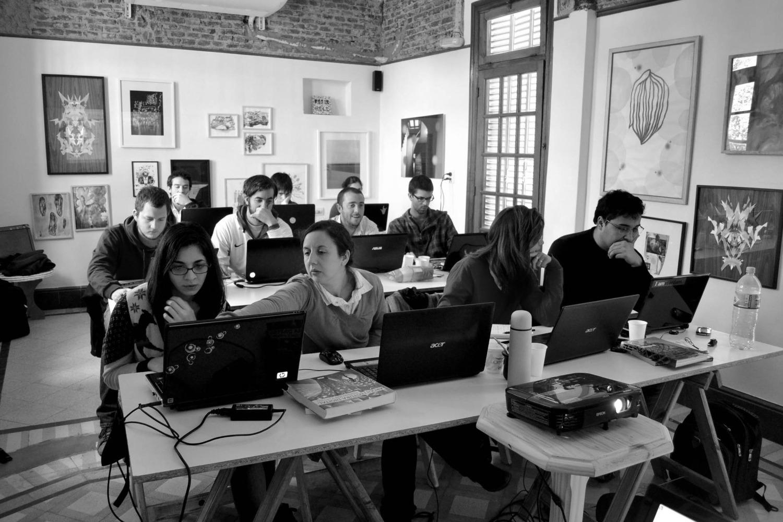 Workshops Diseño parametrico