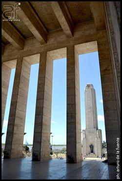 Monumento a la bander - Rosario Arg