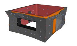 Modelo 3d fabricación