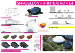 Pabellón + anfiteatro