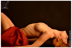 Modelo vivo - Desnudo