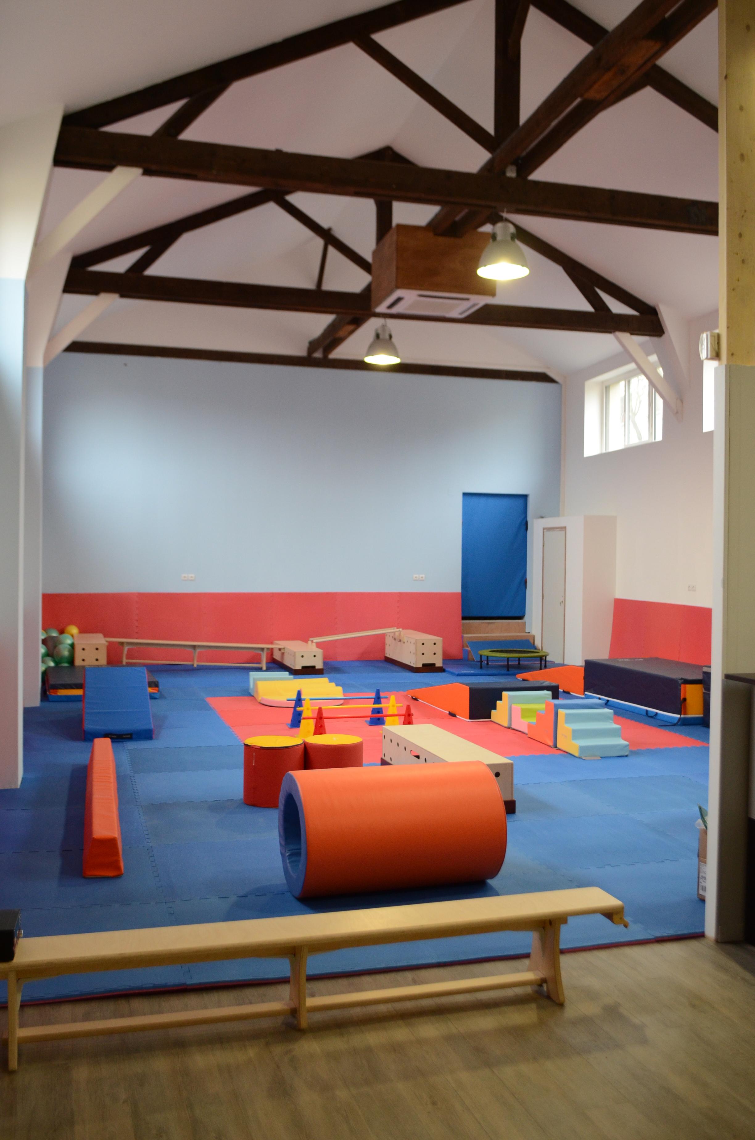 Salle d'activité pour enfants