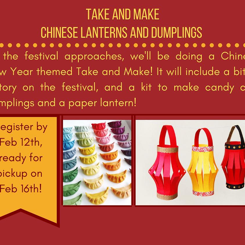 Take and Make - Chinese New Year