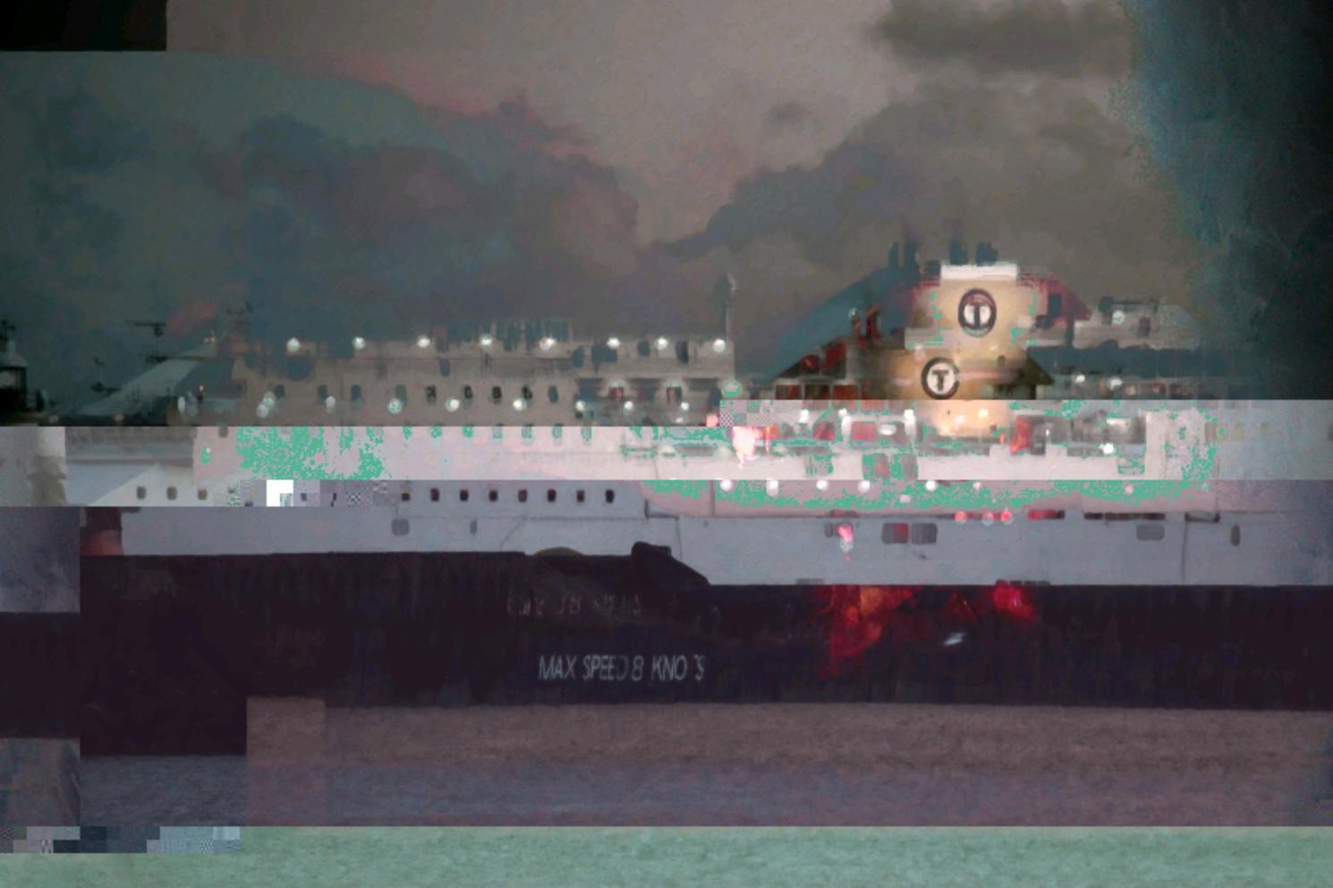 Departure 004d