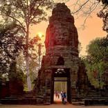 Ta Prohm Angkor Archeological