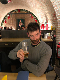 Adam of InMunich Tours: the Friends of Dave Tours Munich partner
