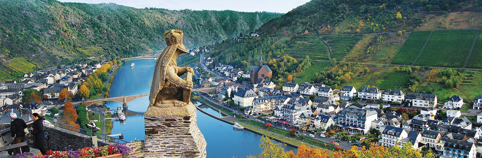 The Gorgeous Moselle