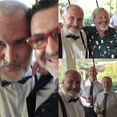 Special DNA Appreciation cocktail party!